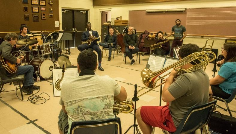 Jazz Workshop March 19