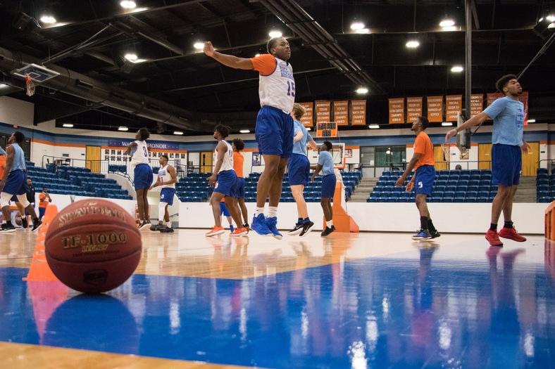 Roadrunner Basketball Practice (ONLINE)