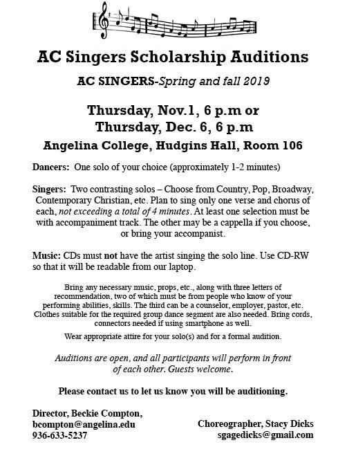 AC Singer Ad 11-15-16